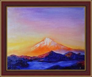 07 Дмитрий Пресман Утро на вулкане