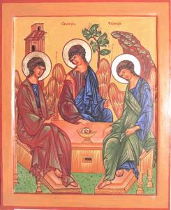 Троица Ю Водзинским