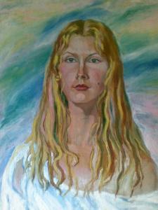 Базина Н Рождение Венеры,60х45х45,х,м,1999