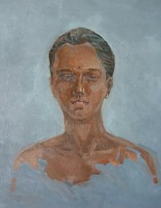 Портрет гоанки