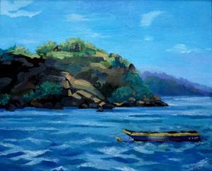 остров Мае 1