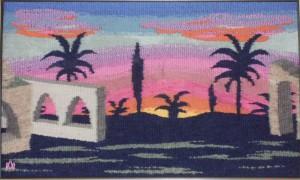 019.Закат над Элладой 2013г.