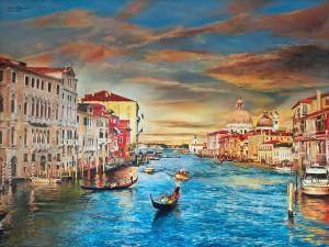 Венеция-холст-масло-200×150-2017